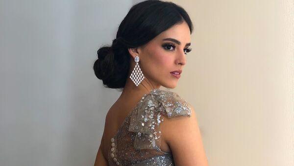 Vanessa Ponce de León, la Miss Mundo 2018 - Sputnik Mundo