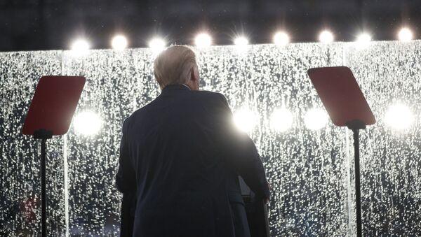 Presidente de EEUU Donald Trump - Sputnik Mundo