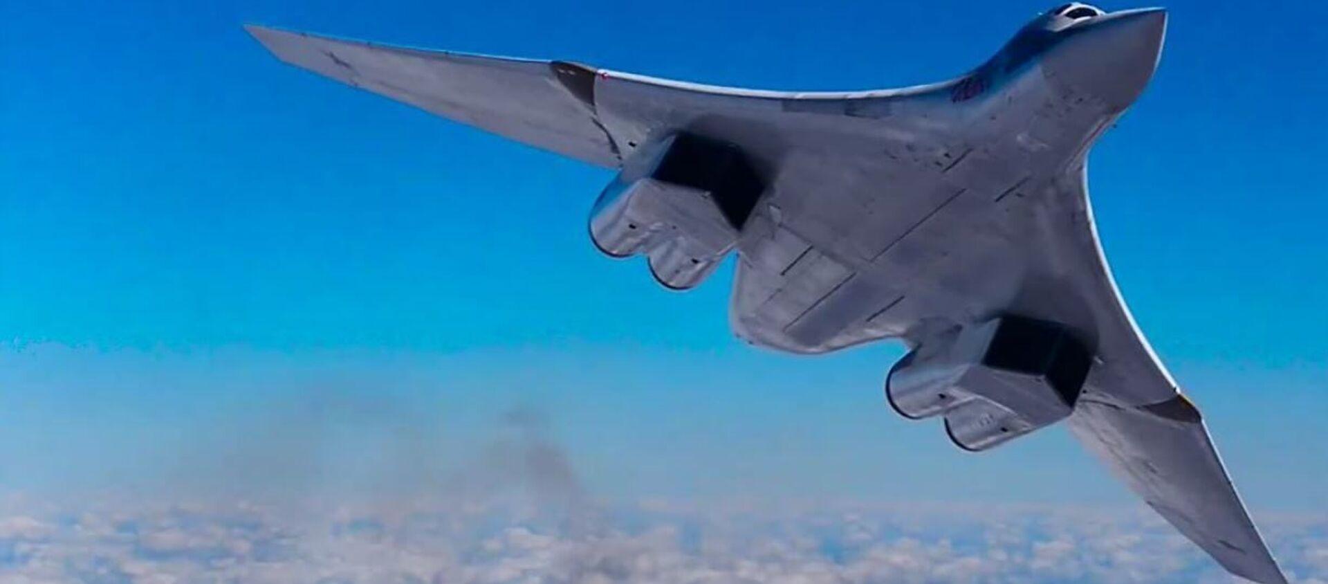Bombardero ruso Tu-160 'cisne blanco' - Sputnik Mundo, 1920, 06.07.2019