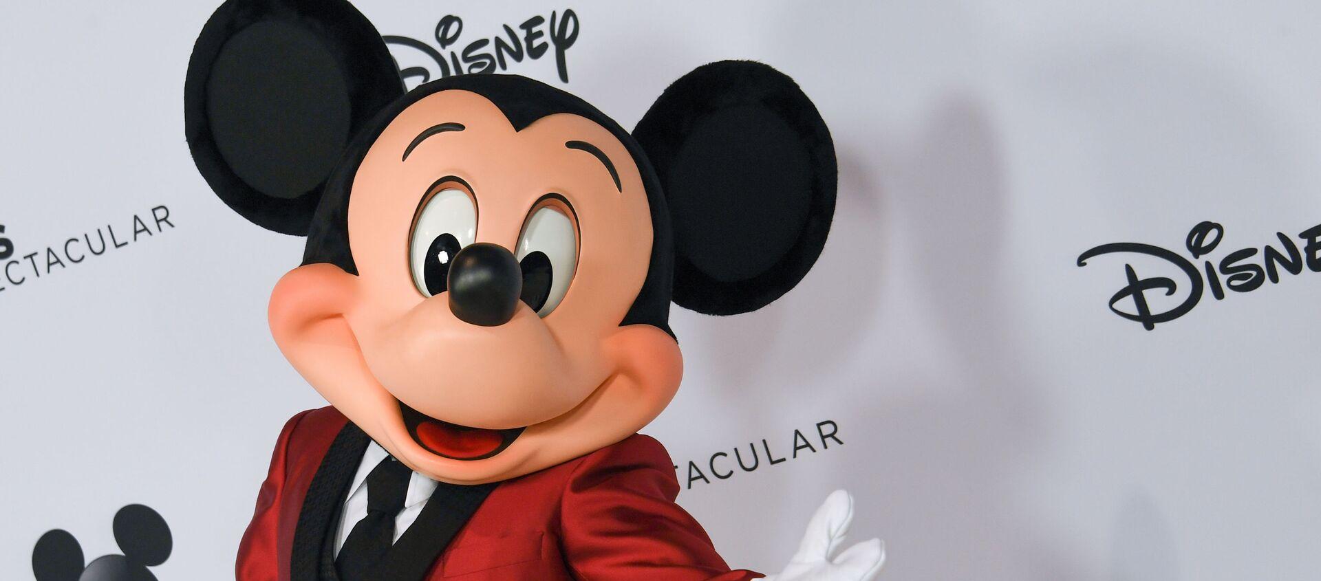 Mickey Mouse, personaje de Disney - Sputnik Mundo, 1920, 07.07.2019