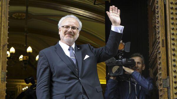 Egils Levits, nuevo presidente de Letonia - Sputnik Mundo