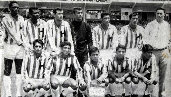 Selección nacional de Honduras en 1969 - Sputnik Mundo