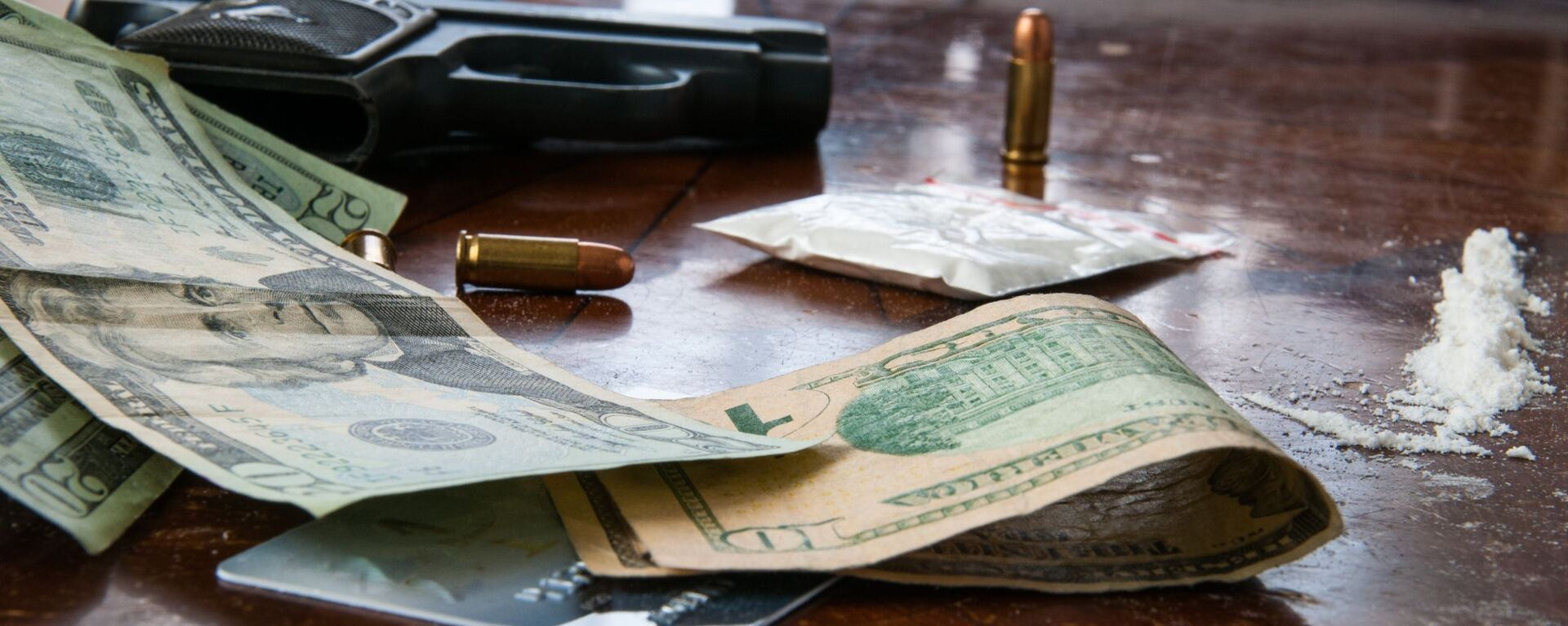Cocaína, dólares y balas - Sputnik Mundo, 1920, 12.01.2021
