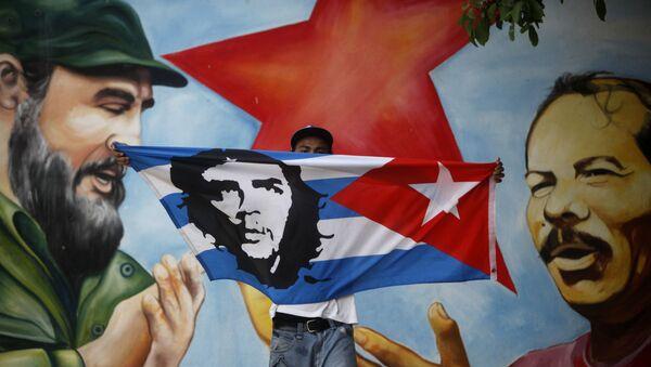 Cuba y Nicaragua - Sputnik Mundo