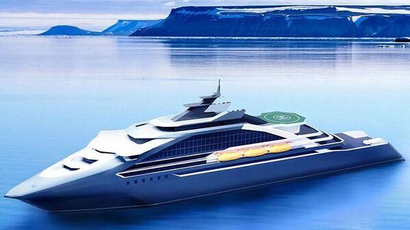 ¿Nos vamos de crucero por el Ártico?  - Sputnik Mundo