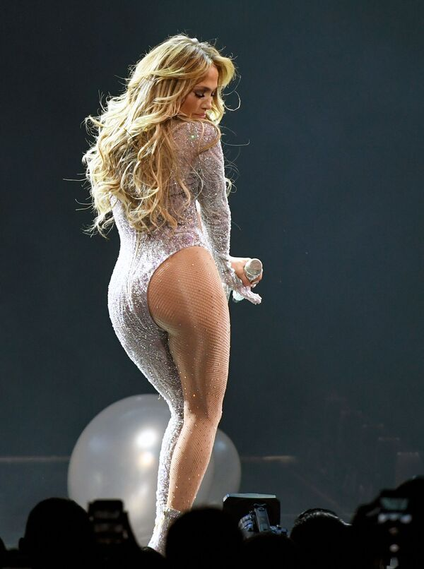 Estrella y diosa sexual: Jennifer Lopez cumple añosВегасе - Sputnik Mundo