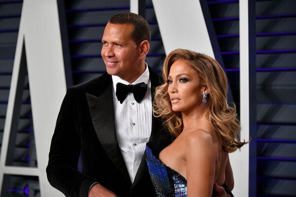 Estrella y diosa sexual: Jennifer Lopez cumple años - Sputnik Mundo