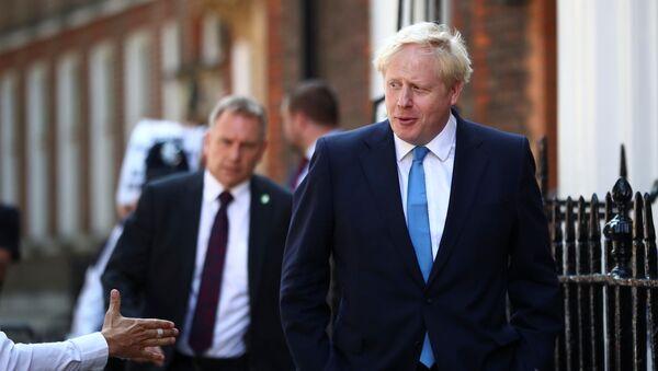 Boris Johnson, elegido primer ministro del Reino Unido - Sputnik Mundo