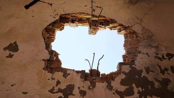Consecuencias de los bombardeos en Libia - Sputnik Mundo