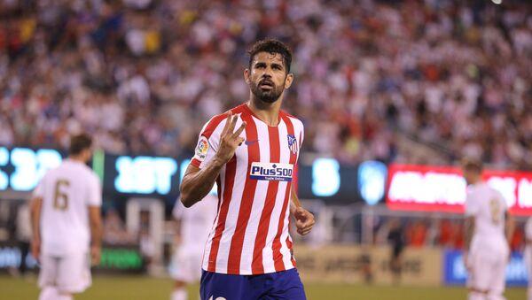 Diego Costa, futbolista español - Sputnik Mundo