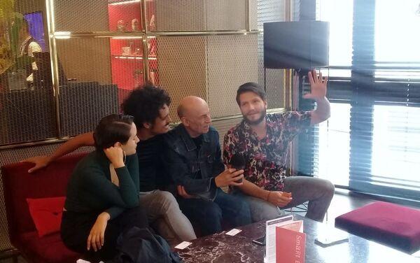 Entrevista para Radio Sputnik - Sputnik Mundo