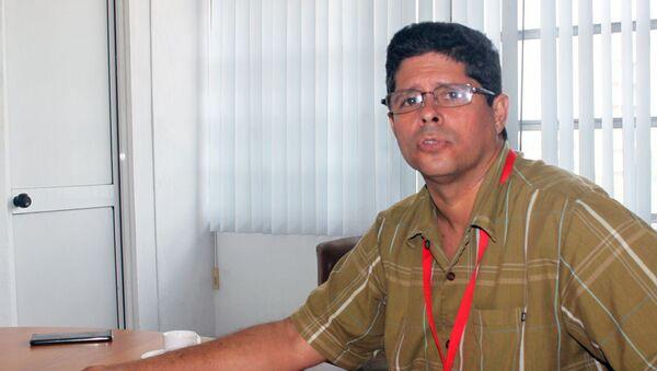 Pablo Julio Pla, director general de Comunicaciones del Ministerio de Comunicaciones de Cuba - Sputnik Mundo