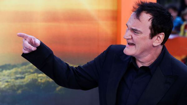 Premiere of Quentin Tarantino's Once Upon A Time In Hollywood, in London - Sputnik Mundo