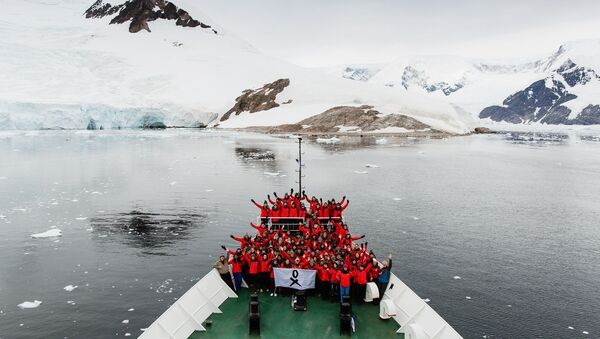 Expediciones anteriores de Homeward Bound a la Antártida - Sputnik Mundo