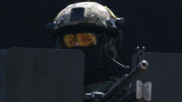 Agente del Servicio Federal de Seguridad (FSB) de Rusia - Sputnik Mundo