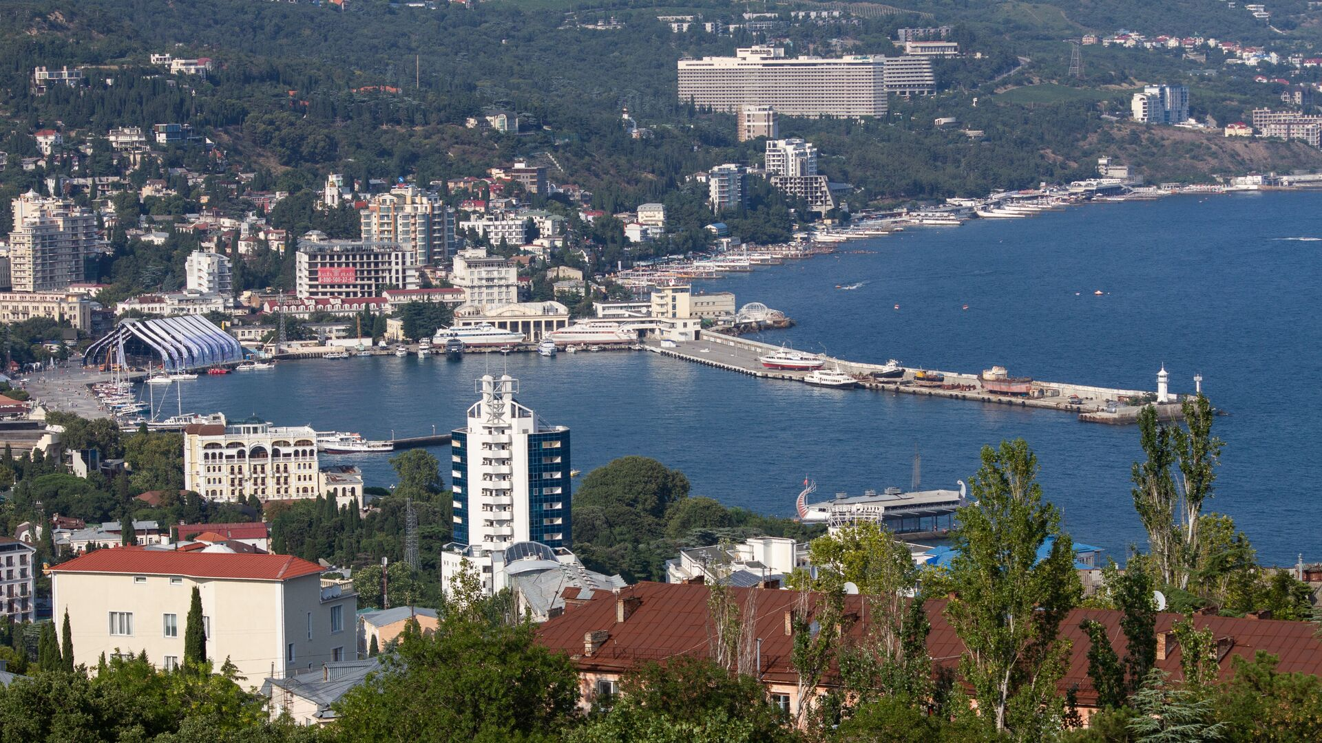 Yalta, Crimea - Sputnik Mundo, 1920, 18.03.2021