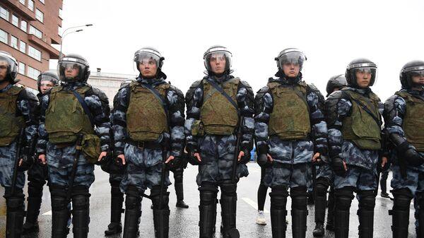 Rosgvardia (Guardia Nacional de Rusia)  - Sputnik Mundo