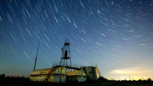 Perseidas: el bello espectáculo que nos trajo la lluvia de estrellas  - Sputnik Mundo
