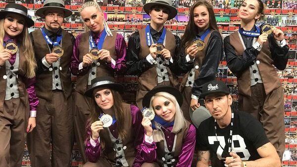 Bailadores del equipo ruso Banda ILL ganan el mundial de Hip Hop en EEUU - Sputnik Mundo