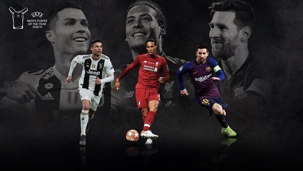 Los nominados al premio al mejor jugador de la temporada 2018-2019 - Sputnik Mundo