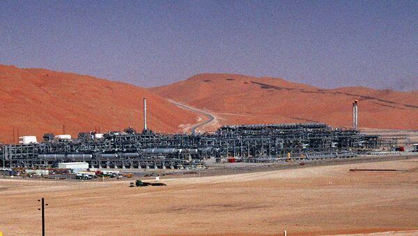 La planta de gas de Shaybah, en Arabia Saudí - Sputnik Mundo