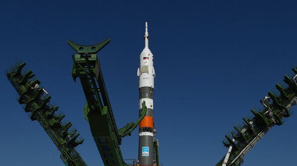 El cohete Soyuz-2.1a - Sputnik Mundo