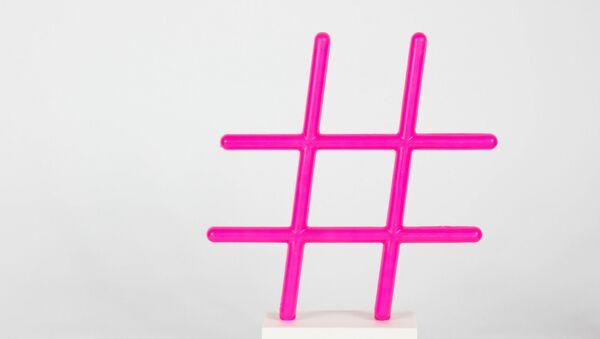Símbolo del hashtag - Sputnik Mundo