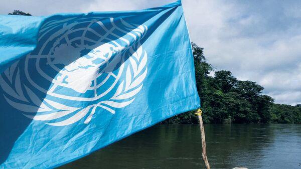 La Misión de ONU en Colombia - Sputnik Mundo