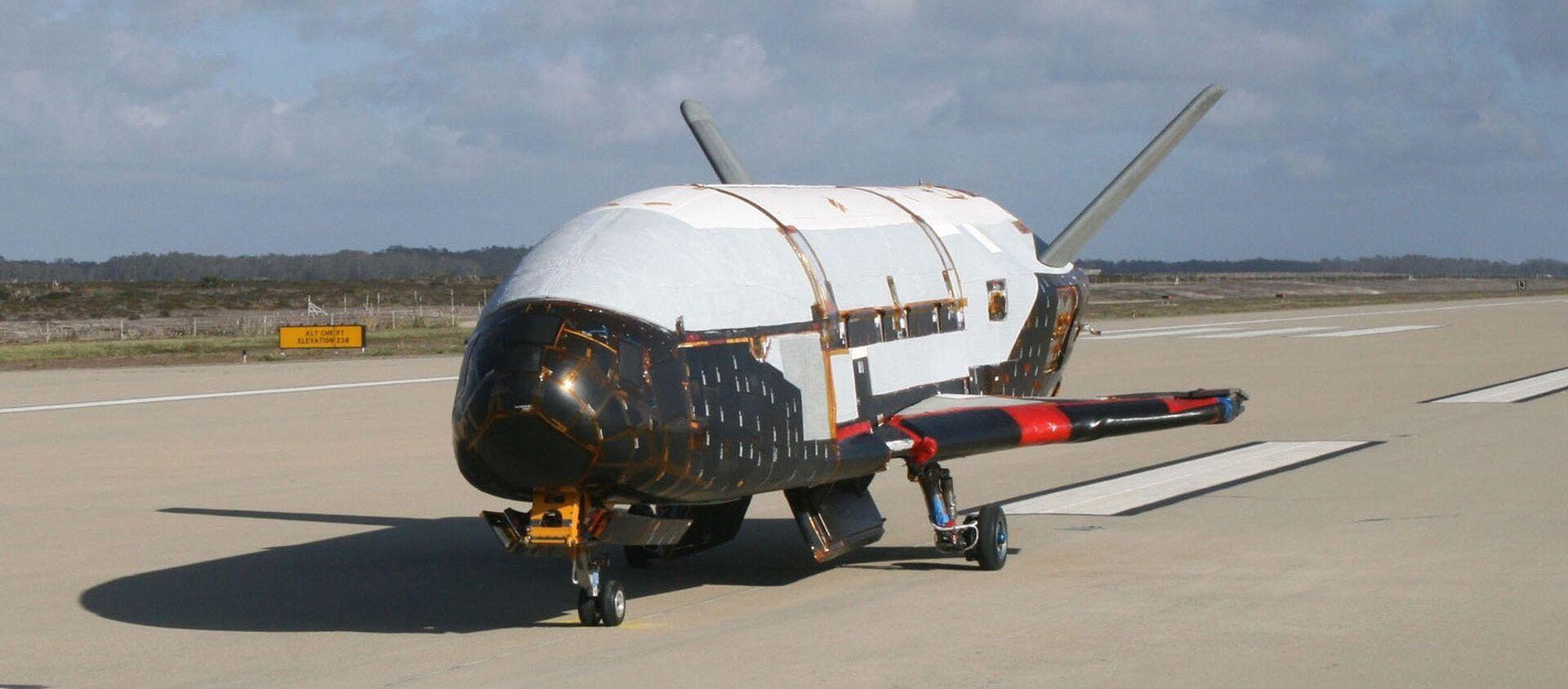 La aeronave espacial X-37B (imagen referencial) - Sputnik Mundo, 1920, 30.08.2019