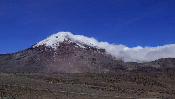 Monte Chimborazo, Ecuador - Sputnik Mundo