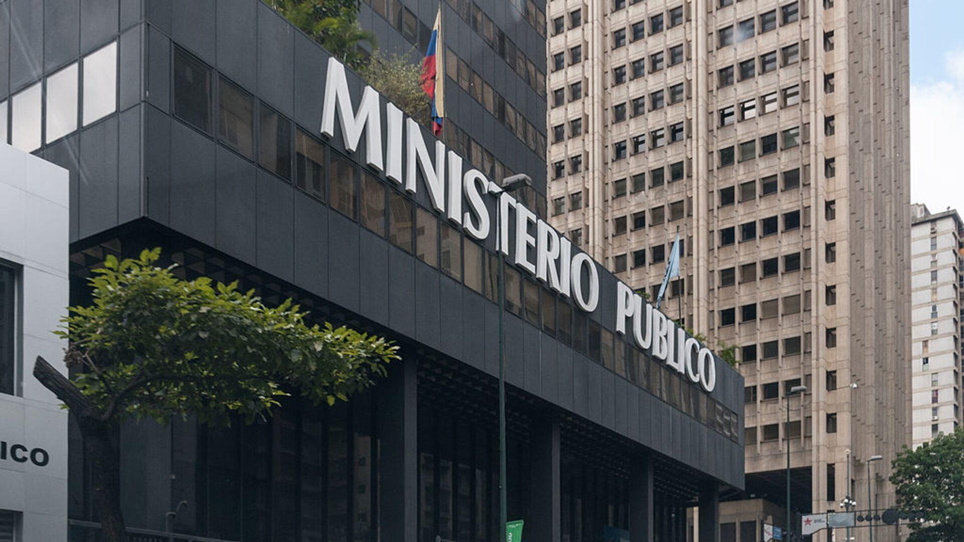 Ministerio Público (Fiscalía) de Venezuela - Sputnik Mundo, 1920, 08.10.2021