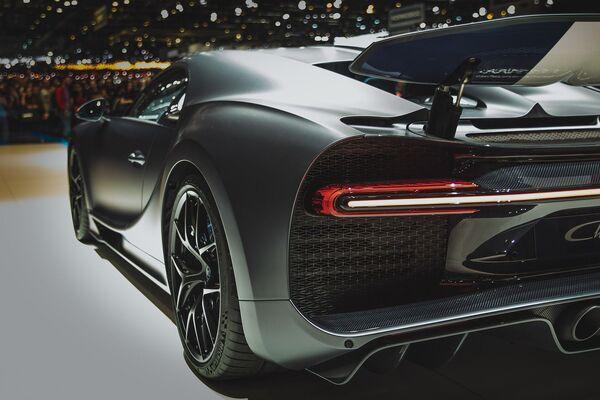 Un Bugatti Chiron - Sputnik Mundo