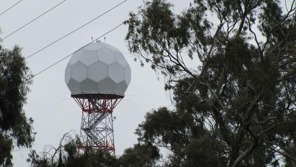 Un radar meteorológico (imagen referencial) - Sputnik Mundo