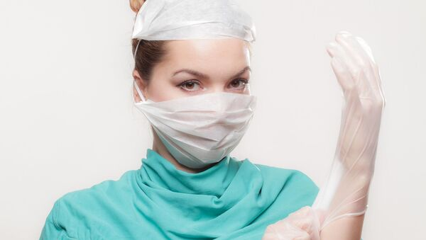 Enfermera, mujer - Sputnik Mundo