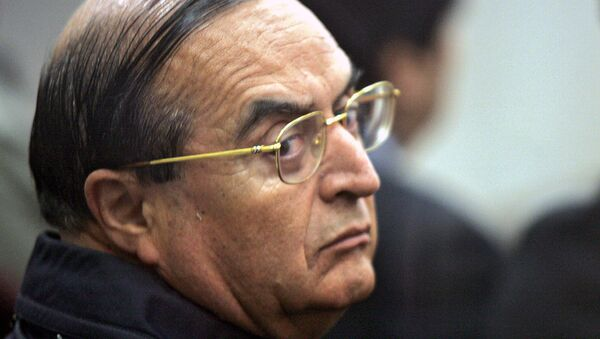 Vladimiro Montesinos, exasesor del expresidente peruano Alberto Fujimori - Sputnik Mundo