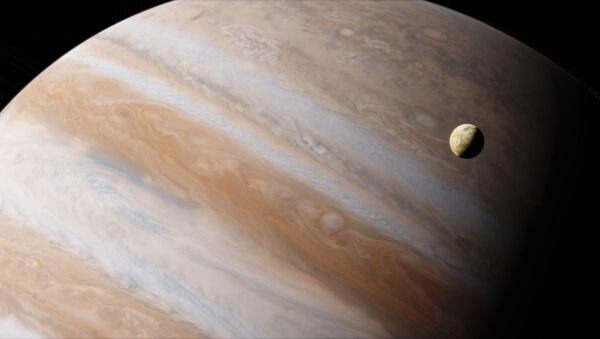 Ío, satélite de Júpiter - Sputnik Mundo