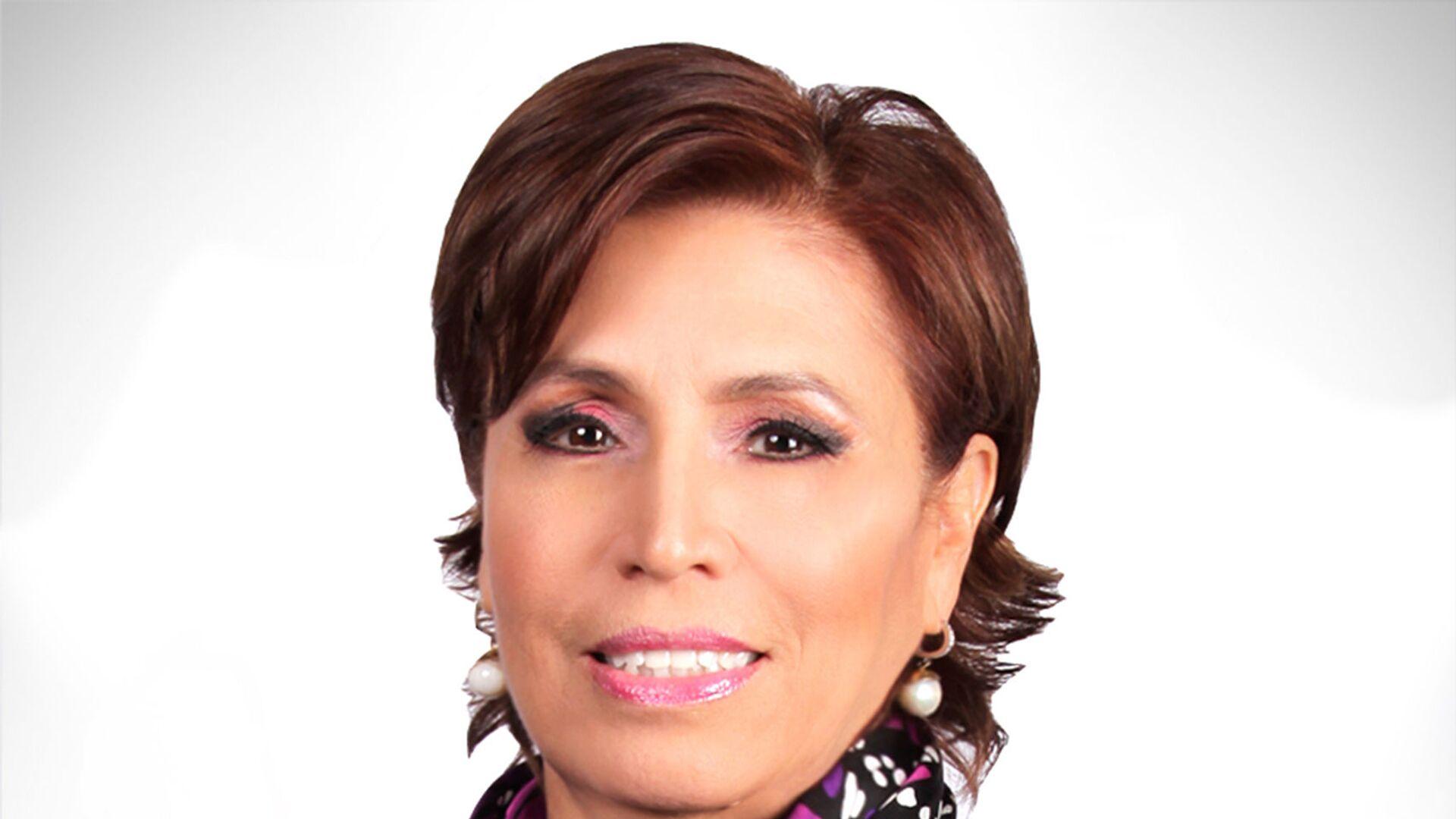 Rosario Robles, exsecretaria de Desarrollo Social de México - Sputnik Mundo, 1920, 11.02.2021