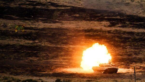 Así repelerían Rusia y Tayikistán un ataque terrorista   - Sputnik Mundo