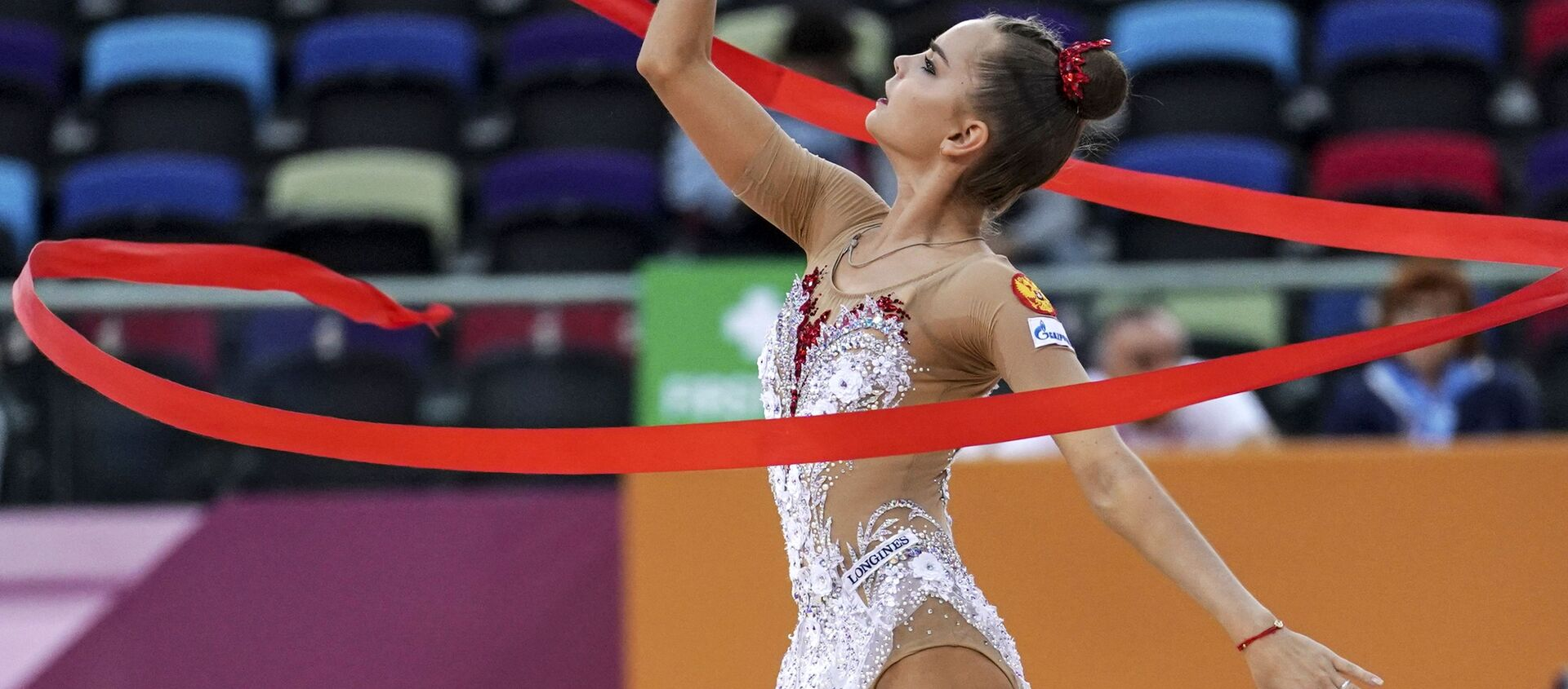 Dina Averina, gimnasta rusa - Sputnik Mundo, 1920, 20.09.2019