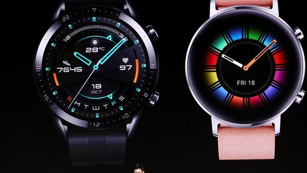 Reloj inteligente Huawei Watch GT2 - Sputnik Mundo