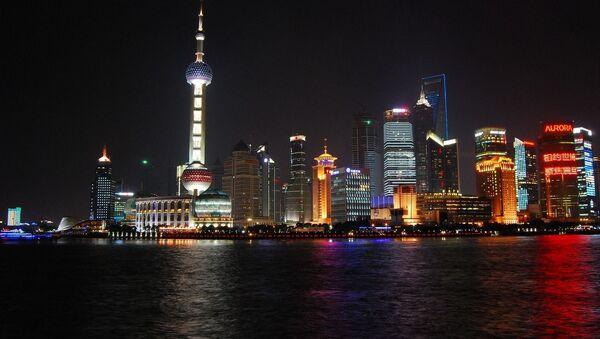 Shanghái  - Sputnik Mundo