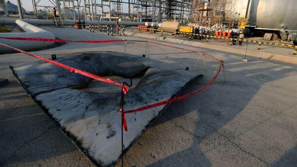 Consecuencias de los ataues a las refinerías de Saudi Aramco - Sputnik Mundo
