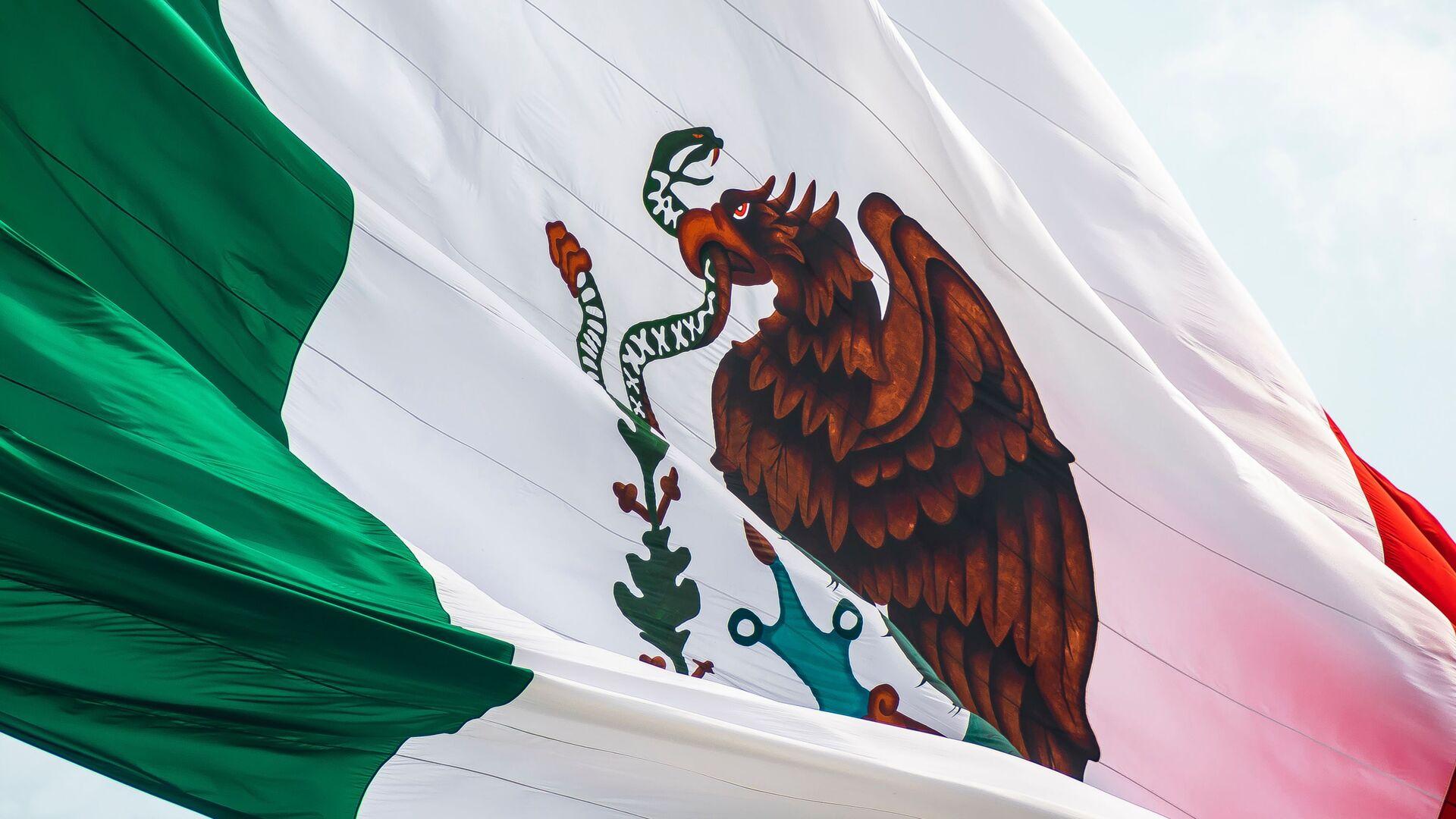 Bandera de México - Sputnik Mundo, 1920, 12.10.2021