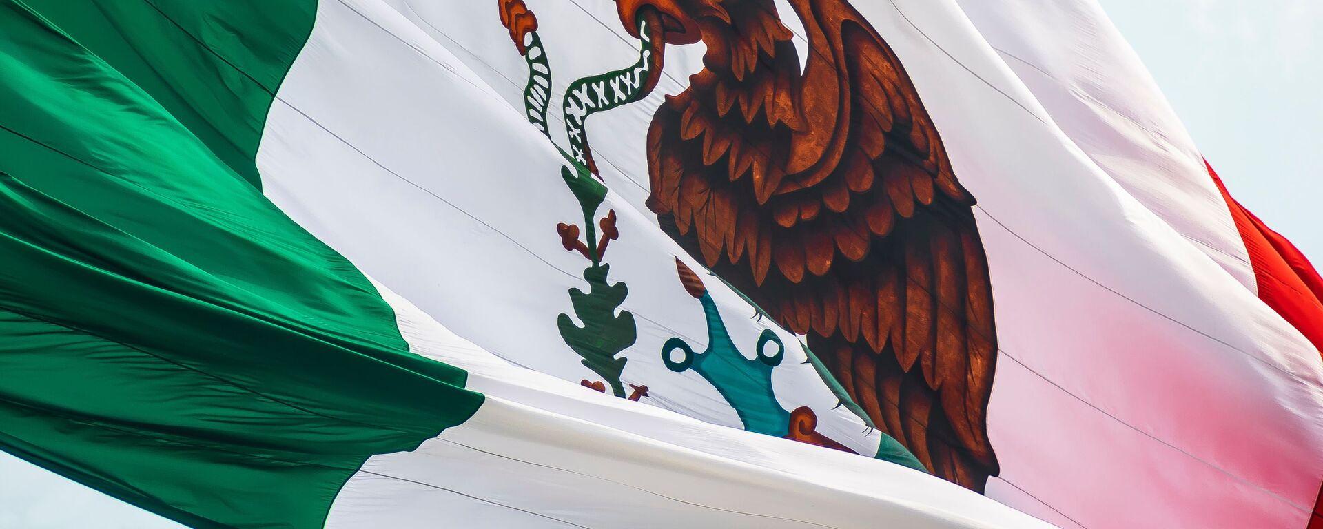 Bandera de México - Sputnik Mundo, 1920, 28.04.2021