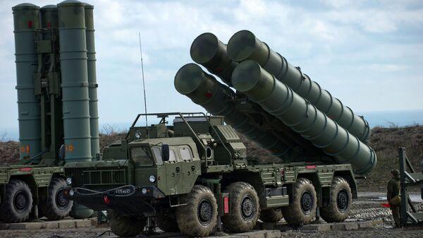 Sistema antiaéreo S-400 - Sputnik Mundo