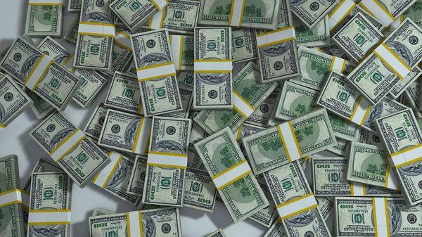 Dinero (imagen referencial) - Sputnik Mundo