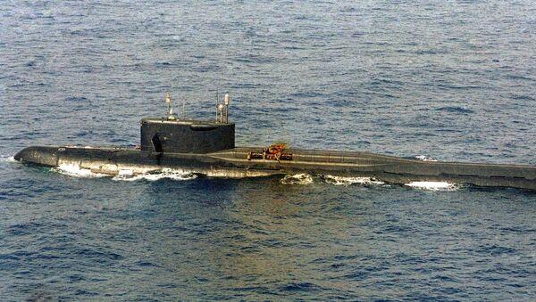 El submarino K-219 - Sputnik Mundo