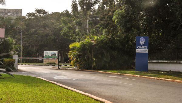 Centro de Investigaciones Médicas Quirúrgicas (CIMEQ), Cuba - Sputnik Mundo
