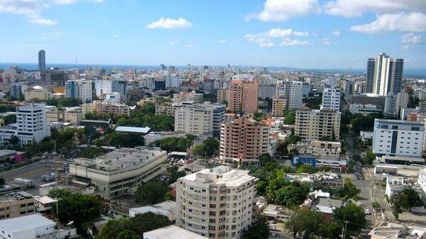 Santo Domingo de Guzmán, capital de la República Dominicana  - Sputnik Mundo