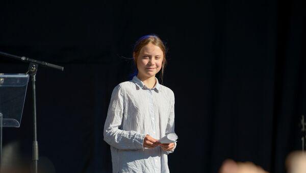 Greta Thunberg, ambientalista sueca - Sputnik Mundo